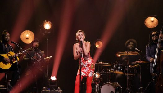 "Miley Cyrus Sketch Confirmed For Thursday's ""Late Night With Seth Meyers"""