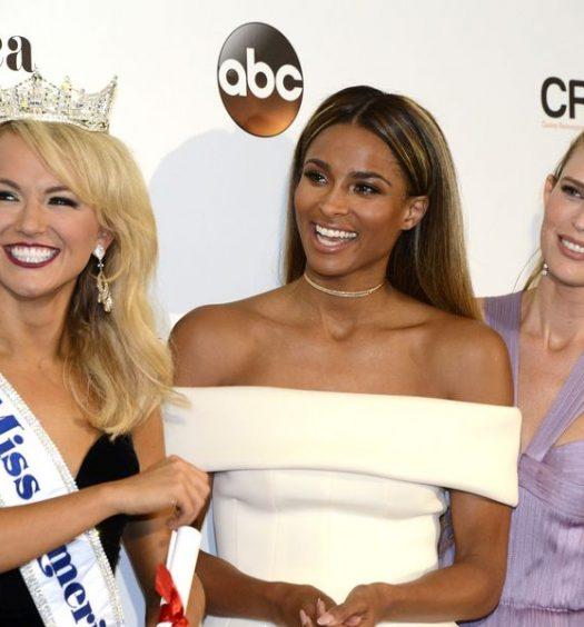 Miss America Backstage Photo [via ABC Press]