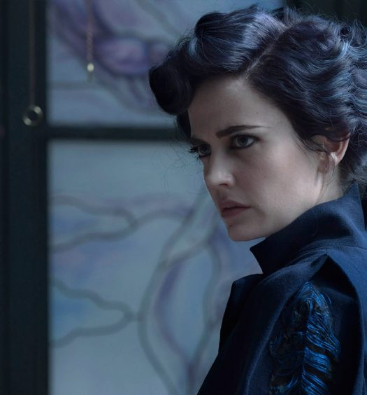 Eva Green [Miss Peregrine | Official FOX Production Photo]