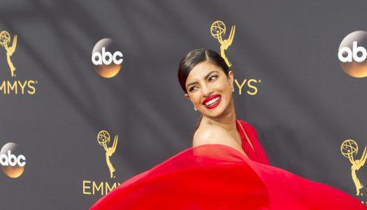 Special Look: Priyanka Chopra, Tatiana Maslany Walk Emmy Awards Red Carpet