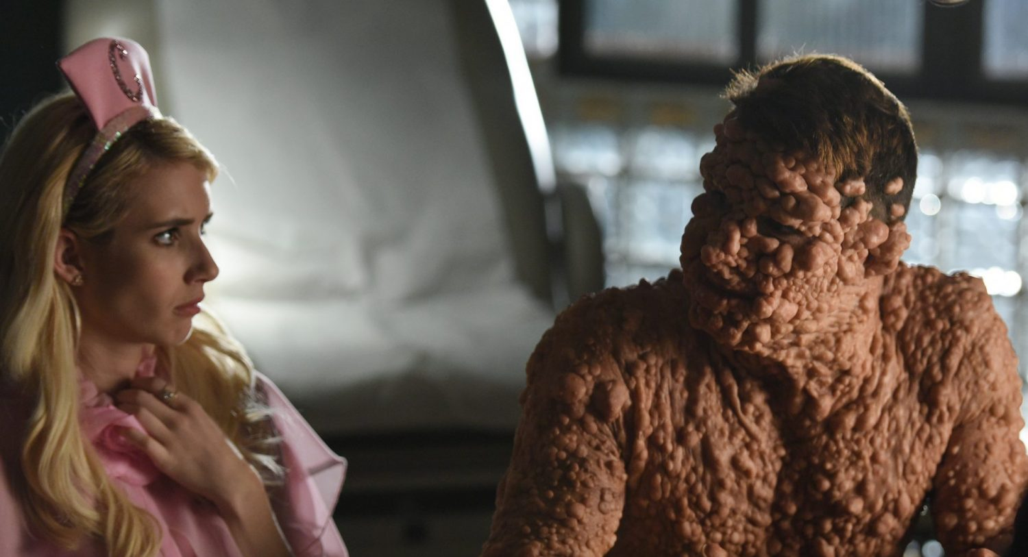 Resultado de imagen de scream queens 2x02 wart and all channel 5