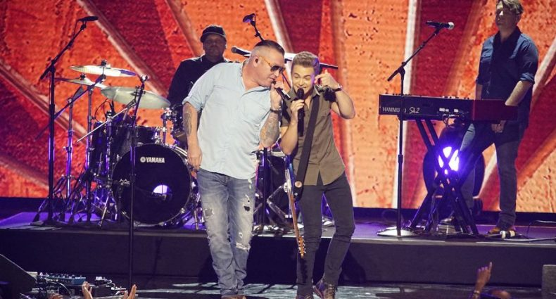 Smash Mouth Hunter Hayes [ABC]