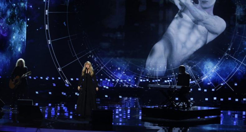 Stevie Nicks [Trae Patton for NBCs Americas Got Talent]