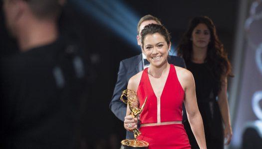 Backstage Look: Tatiana Maslany, Rami Malek, Tori Kelly Featured In Emmy Awards Gallery