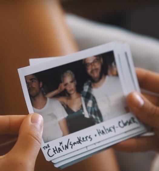 Closer Lyric Video [Columbia Records]