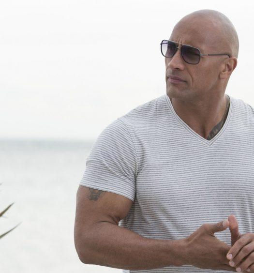 The Rock [Ballers Photo via HBO]