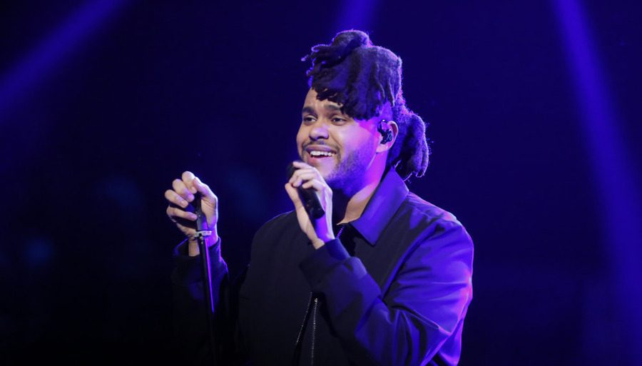 Daft Punk Star Boy Weeknd