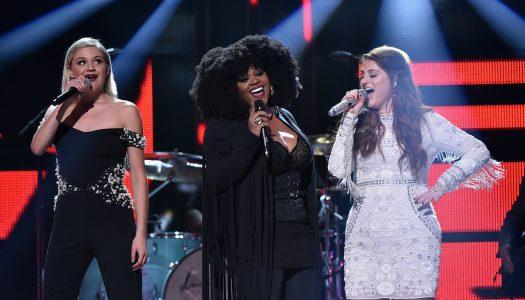 CMT Shares Teasers For AOTY Performances By Thomas Rhett & Zara Larsson, Kelsea/Meghan/Jill, More