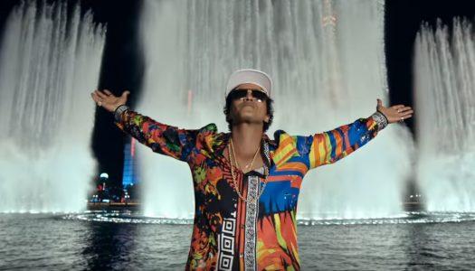 """Bruno Mars' """"24K Magic"""" Also Tops Rhythmic Radio Add Board"""