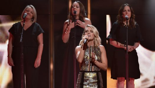 First Look: Carrie Underwood, Zara Larsson, Kelsea Ballerini, More Perform At CMT Artists Of The Year
