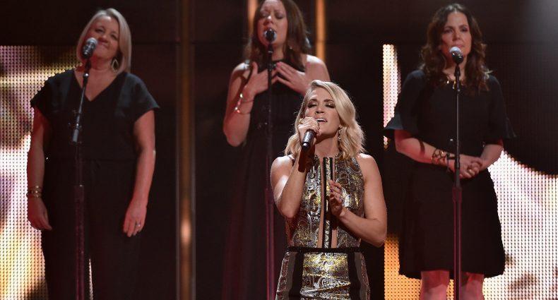 Carrie Underwood [Photo via CMT]
