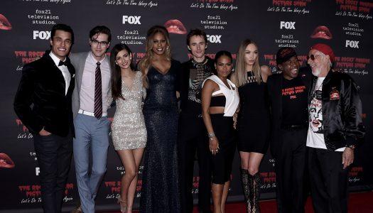 "Special Look: ""Rocky Horror"" Stars Victoria Justice, Ivy Levan, Ryan McCartan, More Attend Premiere"