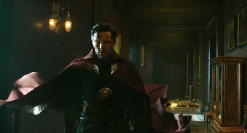 Benedict Cumberbatch in Doctor Strange [Official Marvel Photo]