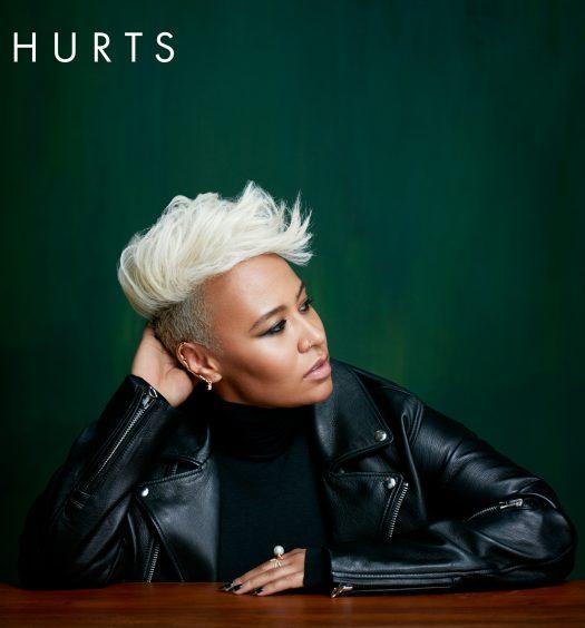 Emeli Sande's Hurts Cover [Capitol via EMI Publicity]