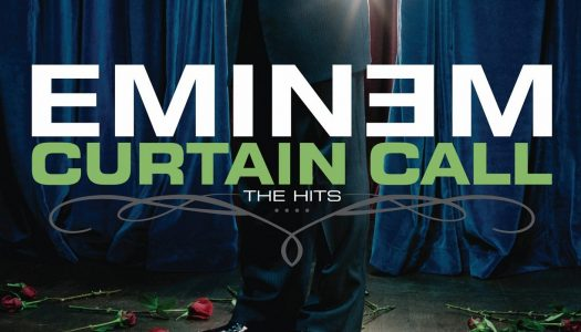 """Eminem's """"Curtain Call: The Hits"""" Attains 7X Platinum Certification In US"""
