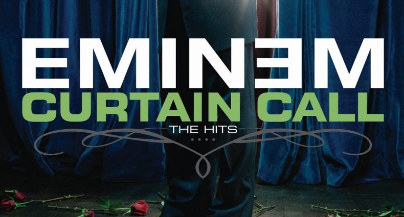 Eminem [Curtain Call: The Hits Cover - Aftermath]