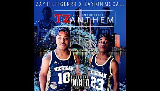"Zay Hilfigerrr & Zayion McCall's ""JuJu On That Beat"" Ranks As Rhythmic Radio's Most Added Song"