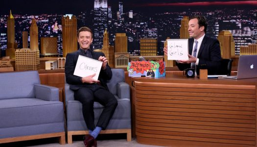 "Justin Timberlake Appears, Plays Best Friend Challenge On Jimmy Fallon's ""Tonight Show"" (Watch Now)"