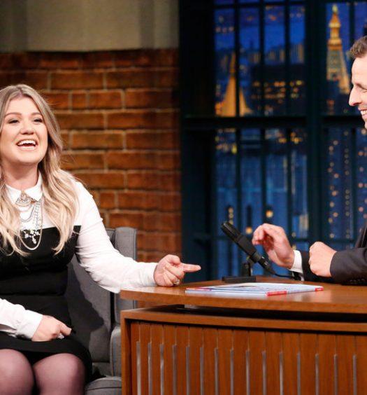 Kelly Clarkson [NBC]