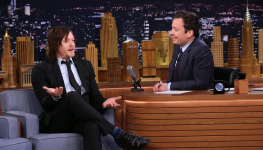 "Norman Reedus, Vin Diesel, Christine & The Queens Set For 10/13 ""Tonight Show Starring Jimmy Fallon"""