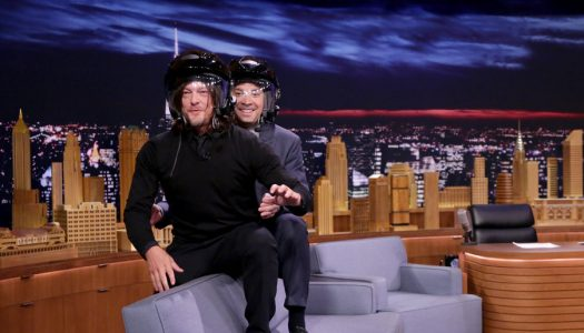 "Norman Reedus Appears On ""The Tonight Show Starring Jimmy Fallon"" (Watch Now)"