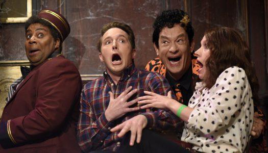 "Ratings: ""SNL"" Rises To Season High For Tom Hanks, Lady Gaga Episode"