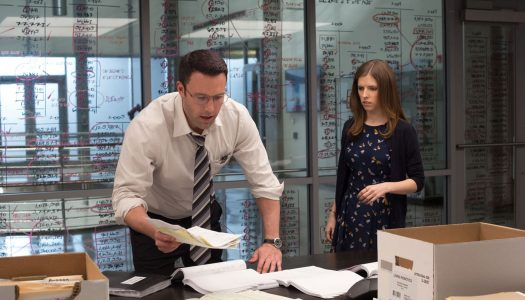 """The Accountant"" Wins Weekend Box Office Race, ""Kevin Hart: What Now?"" Follows"