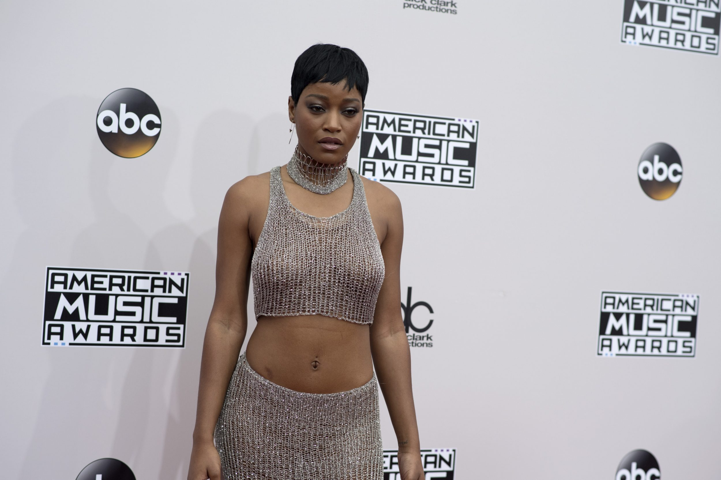 "THE 2016 AMERICAN MUSIC AWARDS(r) - The ""2016 American Music Awards,"" the world's biggest fan-voted award show, broadcasts live from the Microsoft Theater in Los Angeles on SUNDAY, NOVEMBER 20, at 8:00 p.m. EST, on ABC. (Image Group LA/ABC) KEKE PALMER"