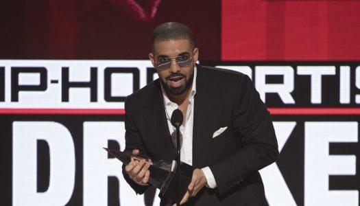 """Drake's """"Fake Love"""" Stays #1 At Rhythmic Radio; Machine Gun Kelly & Camila Cabello #2"""