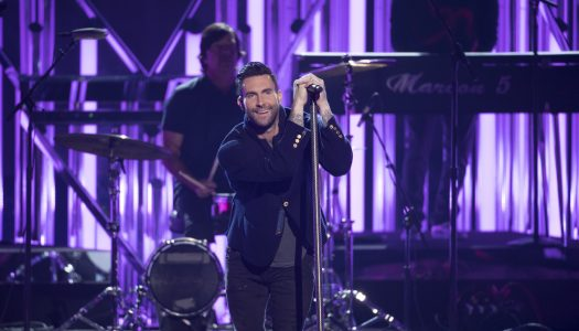 "Maroon 5's ""Don't Wanna Know"" Enjoys 7th Week As Hot AC Radio's #1 Song"