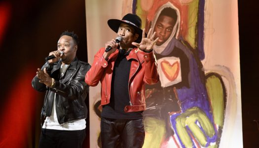 A Tribe Called Quest, Anderson .Paak, Jon Bellion, J. Cole Enter Top 50 At Rhythmic Radio