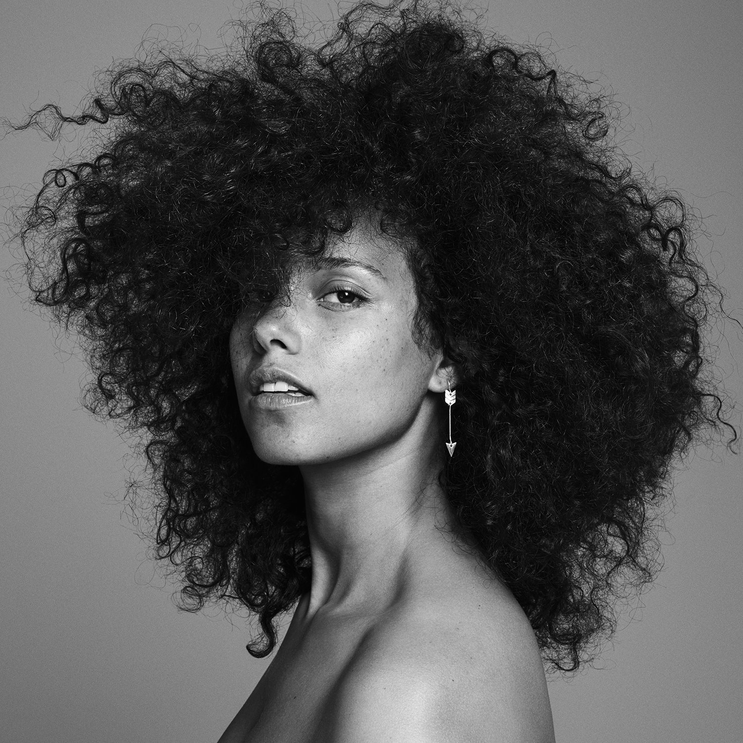 "Alicia Keys' ""HERE"" Reaches #1 On US iTunes Sales Chart ... Alicia Keys"