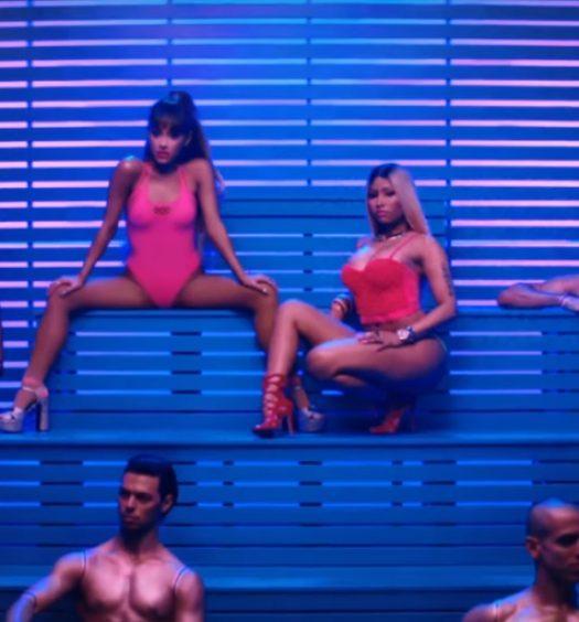 Ariana Grande Nicki Minaj [Video | Republic]