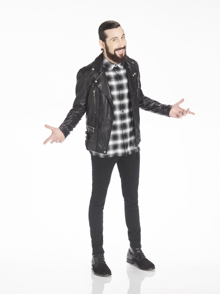 A PENTATONIX CHRISTMAS SPECIAL -- Season: 1 -- Pictured: Avi Kaplan -- (Photo by: Chris Haston/NBC)