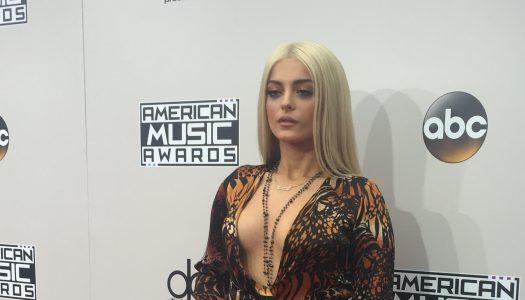 AMA Presenters Bebe Rexha, Ciara Walk Red Carpet
