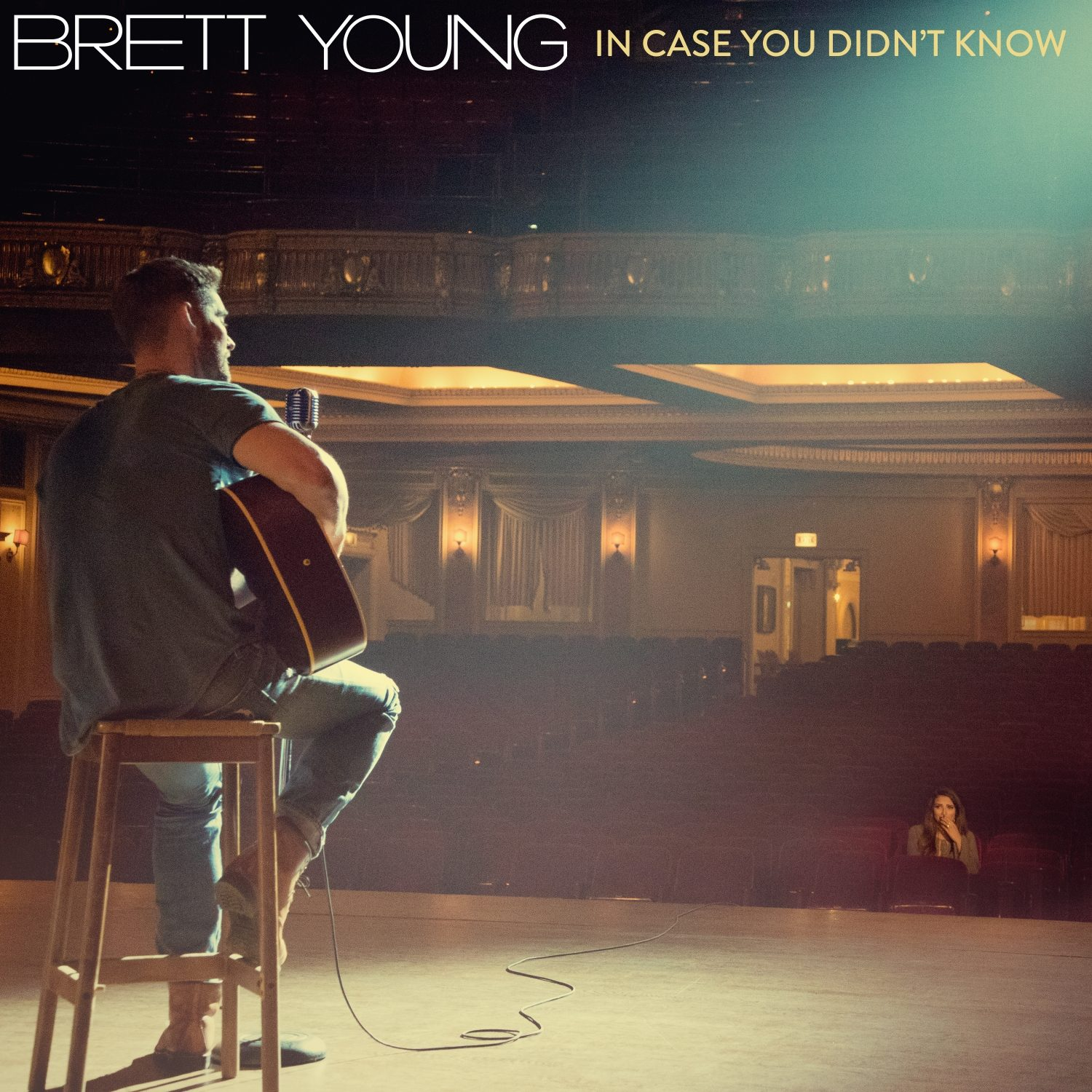"Brett Young's ""In Case You Didn't Know"" Issued To Country Radio As ..."