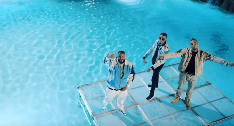DJ Khaled's Do You Mind {Video still via Epic}