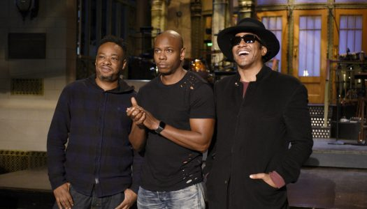 """Ratings: """"SNL"""" Sets Season High For Dave Chappelle, ATCQ Episode; Hits Three-Year High In A18-49"""