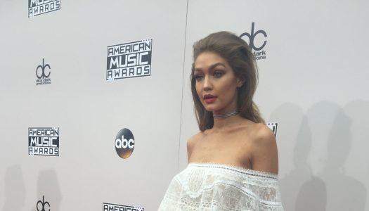 Special Look: Gigi Hadid, Chainsmokers, James Bay Walk American Music Awards Red Carpet
