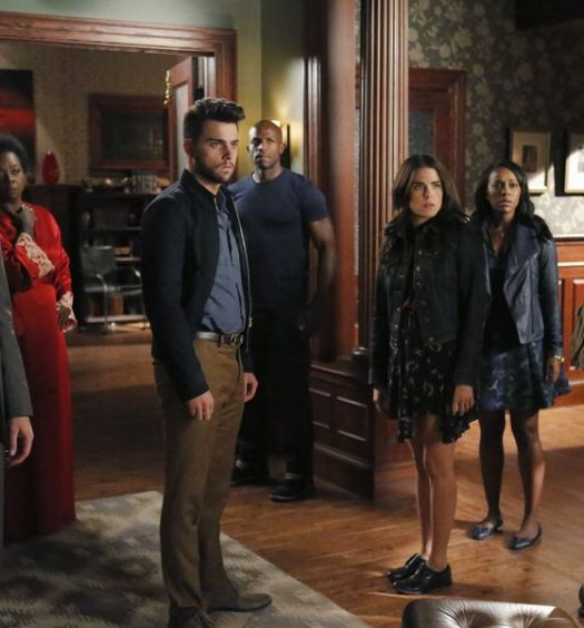 How To Get Away With Murder [ABC]