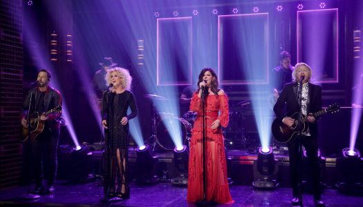 "Little Big Town Scheduled To Perform On February 23 ""Tonight Show Starring Jimmy Fallon"""