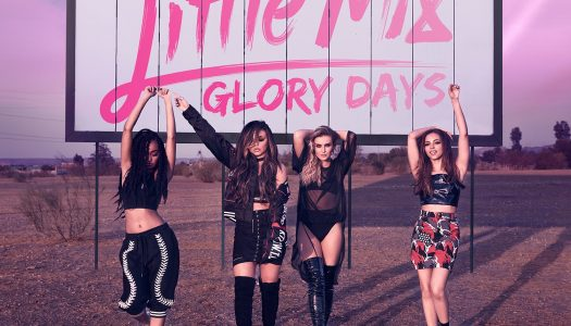 "Little Mix Confirms Remix Of ""No More Sad Songs"" As Next Single; Machine Gun Kelly Featured"