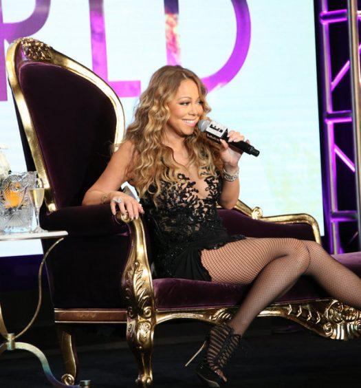 Mariah Carey [Mariah's World Event | NBCU]