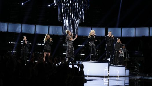 "Dolly Parton Performs With Pentatonix, Miley Cyrus & Jennifer Nettles On ""The Voice"" (Watch Now)"