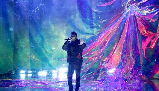 """The Weeknd Performs Medley On """"Tonight Show Starring Jimmy Fallon"""" (Watch Now)"""