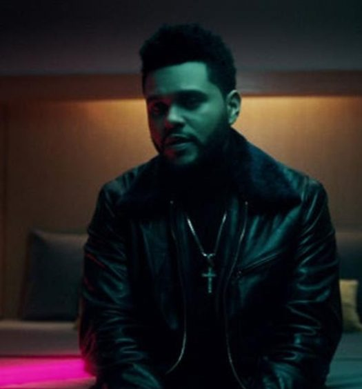 The Weeknd in Starboy Video [Republic]