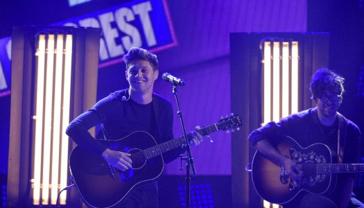 "Niall Horan's ""This Town"" Earns Platinum Certification In United States"