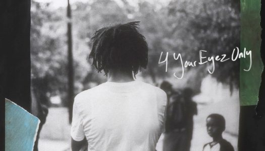 """J. Cole's """"4 Your Eyez Only"""" Projected For 400K+ US Album Sales; Over 550K Total Units"""