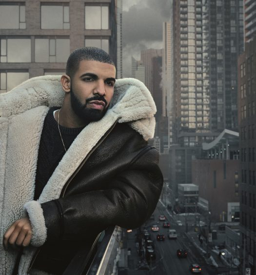 Drake [Publicity Photo courtesy The Outcast Agency]