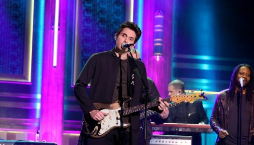 "John Mayer Performs ""Love On The Weekend"" On Jimmy Fallon's ""Tonight Show"" (Watch Now)"